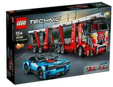 Lego 42098 Technic Autotransporter 2 in 1 Model Technic Truck and Show Car