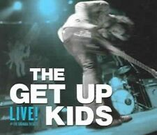 Live @ The Granada Theater 0601091041028 by Get up Kids CD