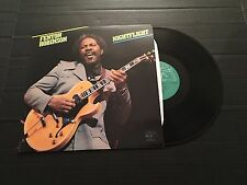 FENTON ROBINSON~NIGHTLIGHT~ORIG '84 CHICAGO BLUES LP~ALLIGATOR~NEAR MINT