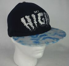 Sky High Hat Cap Snapback