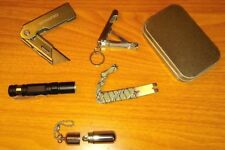 ALTOIDS EDC EVERY DAY CARRY KIT Pocket Tools Knife Fire Light Prybar Clippers