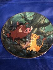 Bradford Exchange A Crubchy Feast Numbered Collectors Plate
