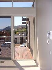 Retractable Fly Screen Door - Single Unit - 2400mmH x 1500mmW - PRIMROSE - DIY.!