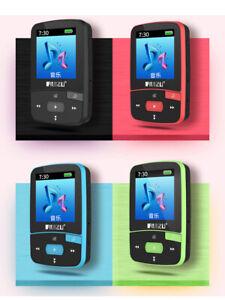 Sport Bluetooth 8GB MP3 Player support FM, Recording, E-Book, Clock, Pedometer