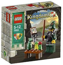 LEGO KINGDOMS 7955  IL MAGO   NUOVO