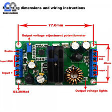 LTC3780 Automatic Boost Step UP Down High Power Module DC-DC Converter