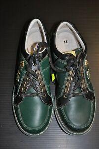 Banff Bowling Tenpin Bowling Shoes US Size 11 - Green