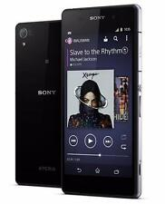 Unlocked New Original Sony Xperia Z2 D6503 - 16GB 4G LTE 20MP Smartphone Black