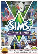 THE Sims 3: INTO THE FUTURE PC / MAC (origine download key)