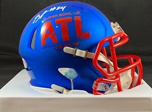 Stephon Gilmore autograph signed Super Bowl mini helmet New England Patriots PSA