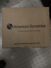 American Dynamics Adca3Bwi5Rn 600Tvl Bullet, Indoor 3.6mm Fixed Lens, Ir New