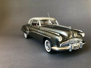 Buick Roadmaster 1949 Franklin Mint 1:24