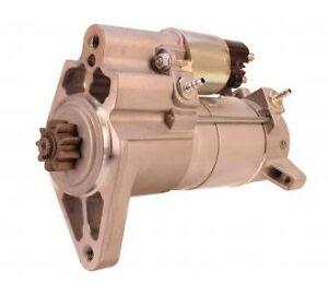 LANDROVER DISCOVERY 3.0 Range Rover Diesel Starter Motor LRS02616, 428000-5950