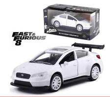 1:32 FAST & FURIOUS 8 MR LITTLE NOBODY'S SUBARU WRX STI MODEL DIECAST CAR TOY