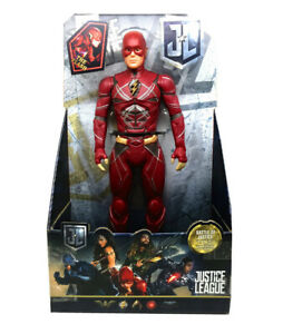 30cm Justice League The Flash Statue Model Action Figures Doll Kids Playset Toy