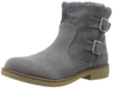 ROCKET DOG TIMMY HUSH ANKLE Boots WOMENS size 7.5 NEW CHARCOAL GREY