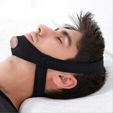 1× Snore Stop Belt Anti Snore Cpap Chin Strap Sleeping Quiet Apnea Jaw Solution