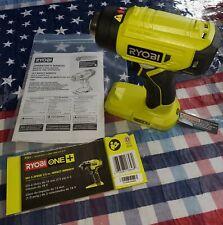 ~NEW~ Ryobi P3150 18V ONE+ Lithium-Ion Cordless Heat Gun (Tool Only)