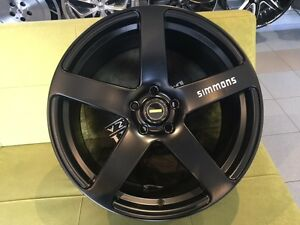 simmons wheels  20 concave wheels and tryes  holden bmw toyota mazda