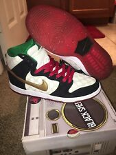"""BLACK SHEEP PAID IN FULL"" NIKE SB DUNK HIGH SIZE 9.5"