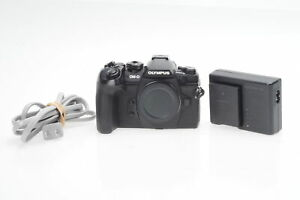 Olympus OM-D E-M1 Mark II 20.4MP Mirrorless MFT Digital Camera Body #233