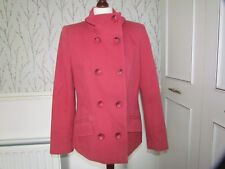 Pink Jacket Size 12 by Next