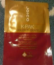 Joico K-Pak Color Therapy Luster Lock Instant Shine Repair Treatment 20ml