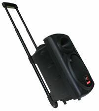(B-WARE) E-Lektron EL25-M Mobile SOUNDANLAGE Akku-USB-SD Funkmikrofon Rollkoffer