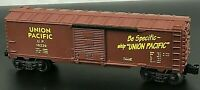 Lionel 16239 O Scale UP Union Pacific Ship Union Pacific Boxcar Vintage RARE LE