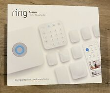Ring Alarm Wireless Security Kit Home System - 10 Piece Kit