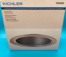 "Kichler 6"" Recessed Trim Kit"