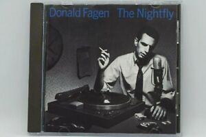 Donald Fagen - THE NIGHTFLY CD Album (Germany1982 1st Press) - Steely Dan - HTF