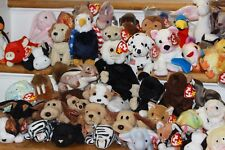 "Ty Beanie Babies 6"" Baby Babies Plush Bear Dog Cat Fish All Different--U Choose!"