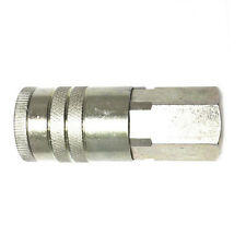 1/2 Inch Industrial Steel Coupler x 1/2 Inch Female Npt - Ch880
