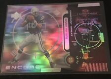 1999 Upper Deck Indianapolis Colts Peyton Manning Encore Constant Threat Rookie