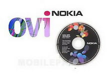 Genuine Nokia Software CD with OVI Suite Vista XP Compatible for 5800 5230 5288
