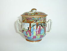 Big Unusual Cup With Lid Japan about 1820
