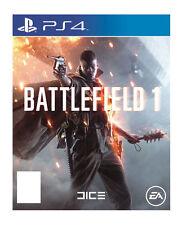 EA Battlefield 1 PlayStation 4