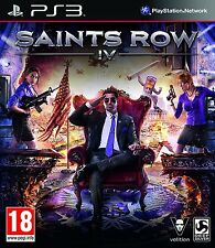 Saints Row 4-PLAYSTATION 3 (PS3) - Regno Unito/PAL