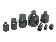 """Neilsen impacto Socket Conjunto de Adaptador Reductor 1/4 3/8 1/2 3/4 1"""" paso abajo para arriba"""