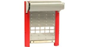 HO Scale Accessories - 5172 - H0 Roller shutter with motorized drive unit