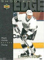 1994 - 1995 Upper Deck Electric Ice Wayne Gretzky Los Angeles Kings #228