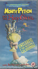 MONTY PYTHON And The Holy Grail 21st Ann EDT VHS Video 1997  EX COND