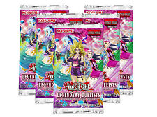 YuGiOh! Legendary Duelists: Sisters Of The Rose 5x Booster,1. Auflage
