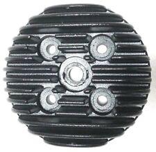 Black 80cc High Performance head for 2-stroke Gas engine motor Bike