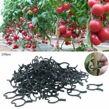 100Pcs Plant Garden Clips Vegetable Plant  Vine Support Clips Holding Plant