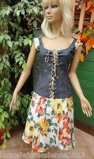 """SAVE THE QUEEN : robe série """"FLORALE"""" neuve, étiquetée - été 2013 valeur 313€"""