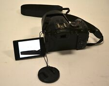 Panasonic LUMIX DMC-FZ200 12.1MP Digital Camera - Black (Kit w/ 25-600mm Lens)