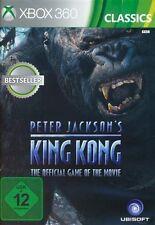 Microsoft XBOX 360 Spiel Peter Jacksons King Kong NEU*NEW