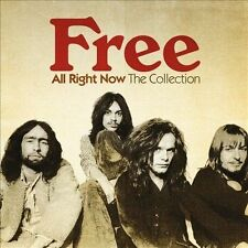All Right Now: The Collection by Free (CD, Oct-2012, Spectrum Music (UK))